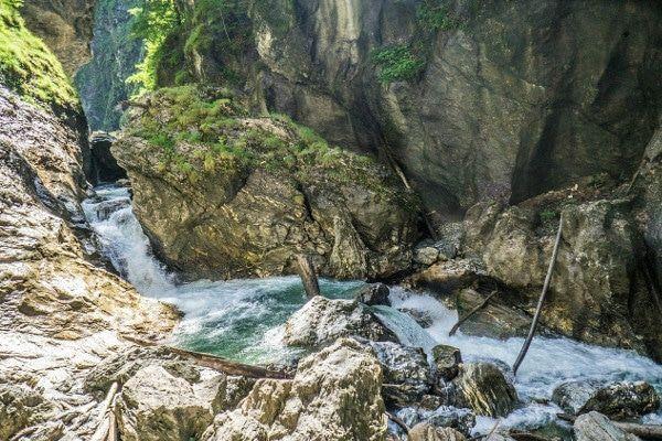 Liechtensteinklamm bezoeken