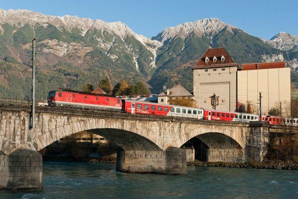 Nachttrein naar Oostenrijkj