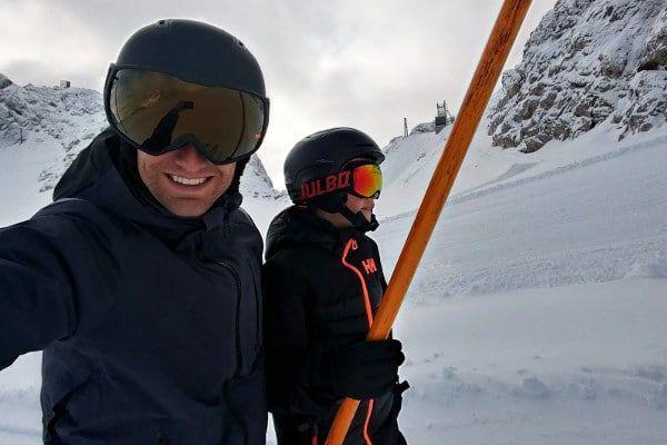 Eerste skidag 2019