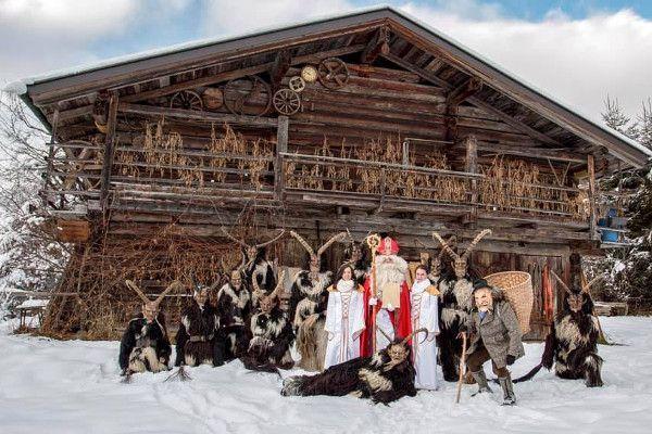 Sinterklaas Oostenrijk