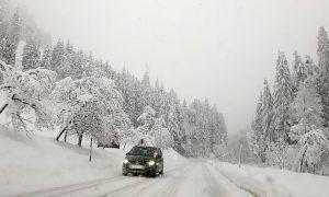 9 tips voor veilig autorijden bij sneeuw en gladheid