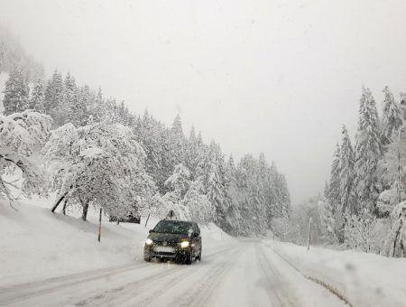 Checklist voor een als je een auto wil huren op wintersport