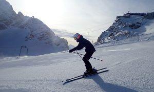 Wintersport met een hernia, kan dat?