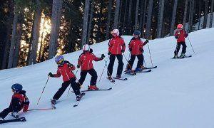 In Zwitserland is skiën straks een schoolvak