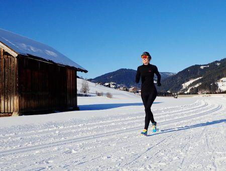 Review: Inov-8 hardloopschoenen voor sneeuw en ijs getest