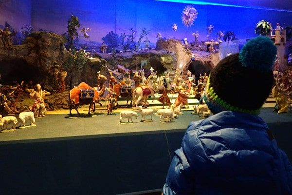 Extra tentoonstelling bij de Hofkirche in Innsbruck.