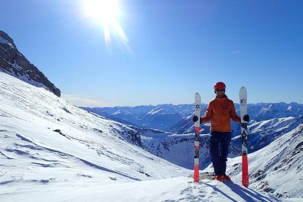Sweet Protection Ascender review - toerskien in Oost Tirol