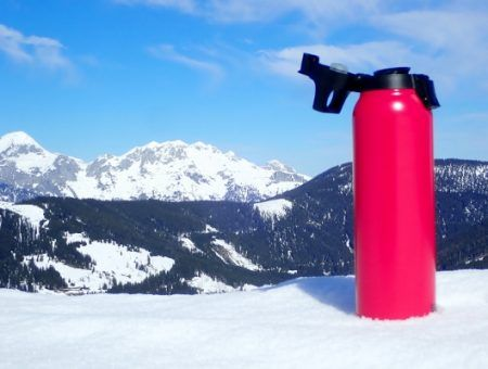 Review: Thermosfles Sigg hot and cold getest