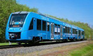 Oostenrijkse spoorwegen experimenteren met waterstoftrein