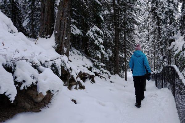 winterwandelen canada