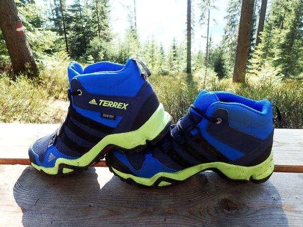 Adidas Terrex wandelschoen getest