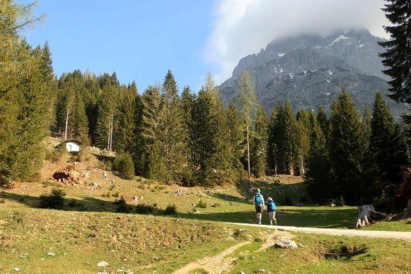 Ook in Oostenrijk wordt mooi zomerweer voorspeld.