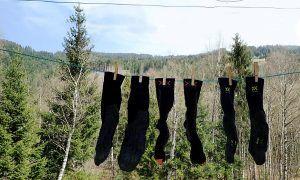 Wandelsokken wassen in 5 stappen, voor een langere levensduur