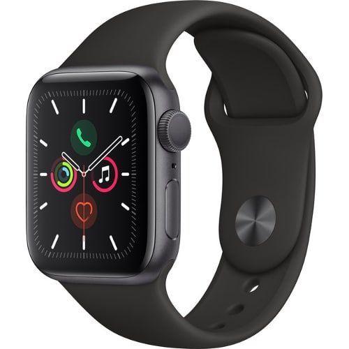 Apple watch. Horloge met hartslagmeter