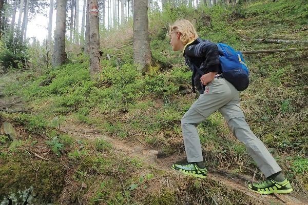 Trailrunnen op Inov-8