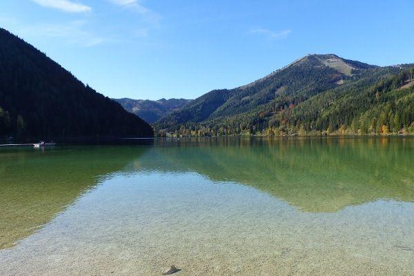 erlauf meer in Oostenrijk