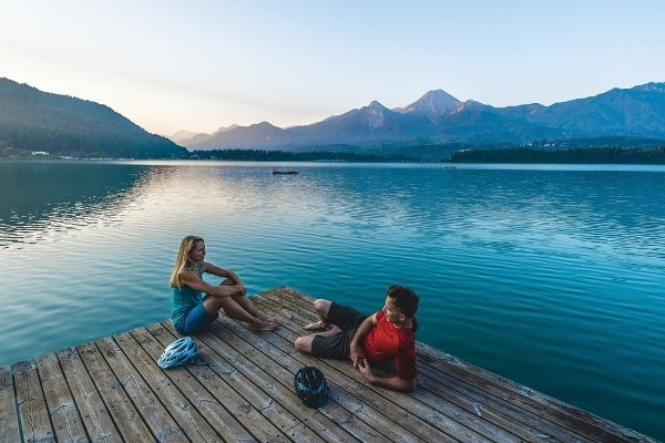 Vakantie Karinthie aan het meer
