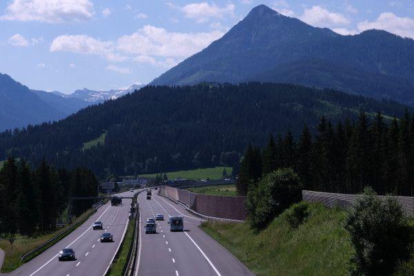 Snelweg Oostenrijk: vignet verplicht