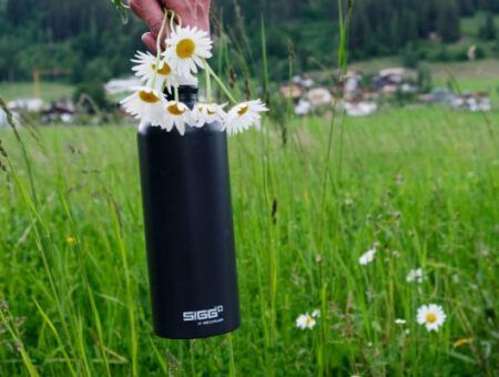 Review: aluminium drinkfles Sigg Traveller getest