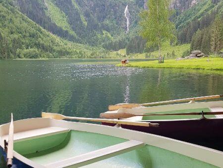 Steirischer Bodensee: de Bodensee in Stiermarken