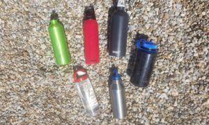Plastic, glas of metaal? Welk materiaal voor je waterfles is het beste