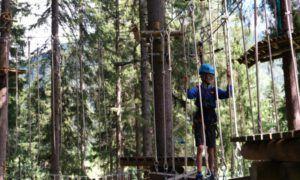5 redenen om een keer een klimpark te bezoeken