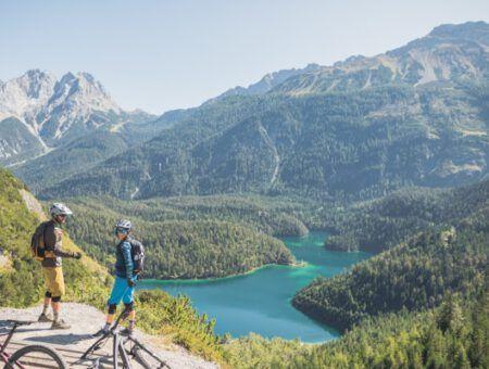 Zwemmeren in Tirol: Top 5 van mooiste meren in Tirol