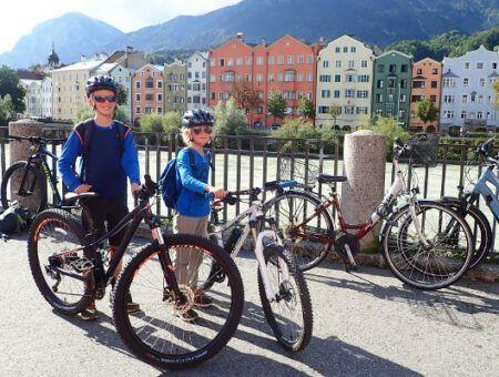 Sportief en cultureel genieten tijdens een familievakantie in Innsbruck
