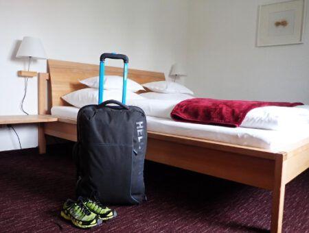 Review: Helly Hansen handbagage trolley voor outdoorvakantie