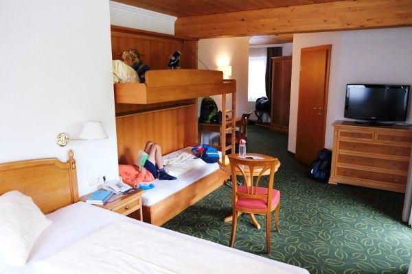 Familiekamer hotel Niederreiter