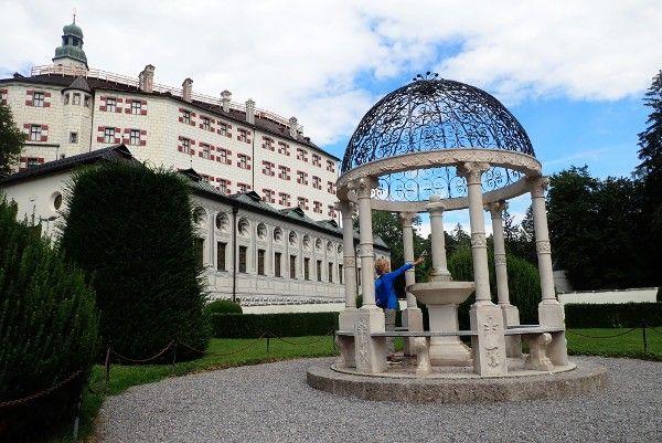 Schloss Ambras: cultuur in Innsbruck met kinderen