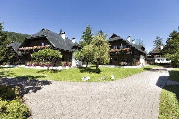 Authentiek vakantiepark Oostenrijk.