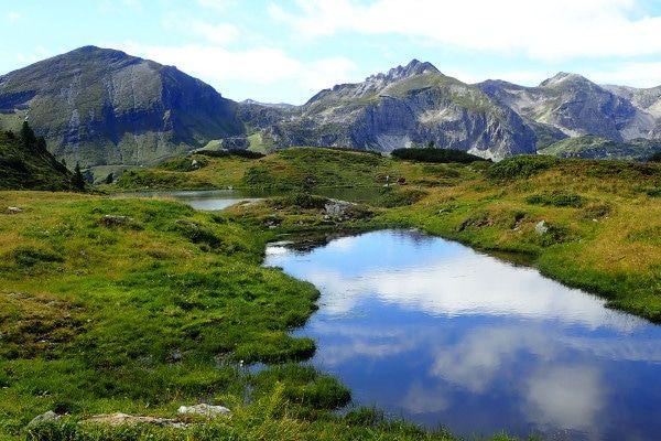 3 meren wandeling Obertauern