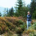 Fjällräven Abisko Trail Fleece als begeleider van je herfstwandelingen