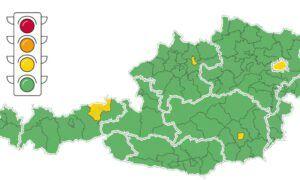 Oostenrijk: Corona stoplicht maakt coronamaatregelen duidelijk