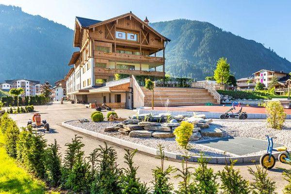 Kindvriendelijk hotel Oostenrijk: Flachau Central