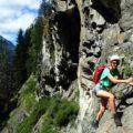 Klettersteig Stuibenfall: avontuurlijke klimtocht bij de hoogste waterval in Tirol