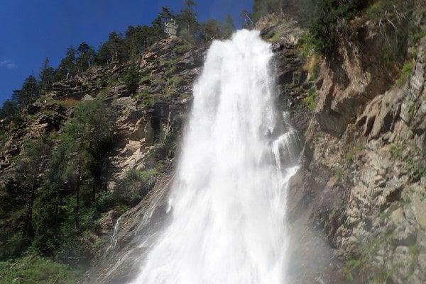 Stuibenfall waterval Tirol