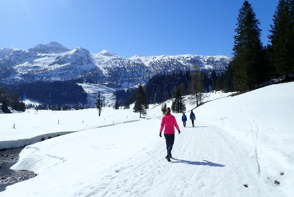 winterwandelen obertauern