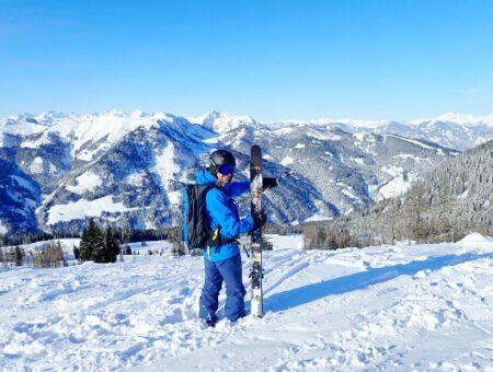 Leki Xplore handschoenen getest tijdens wintersport