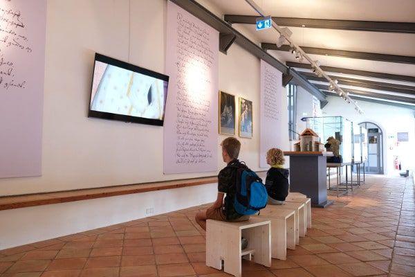 Museum Stift Stams: De kerkelijke geschiedenis van Oostenrijk.